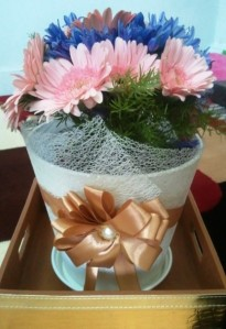 Engagement Cake Aul